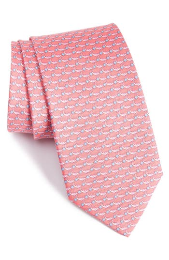 Salvatore Ferragamo Novelty Silk Tie