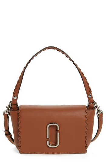 MARC JACOBS Noho Leather Crossbody Bag