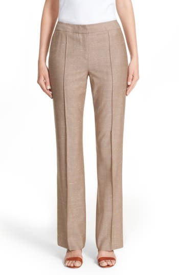 Lafayette 148 New York Cameron Menswear Suiting Pants