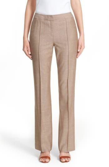 Lafayette 148 New York Cameron Menswear Suiting Pants