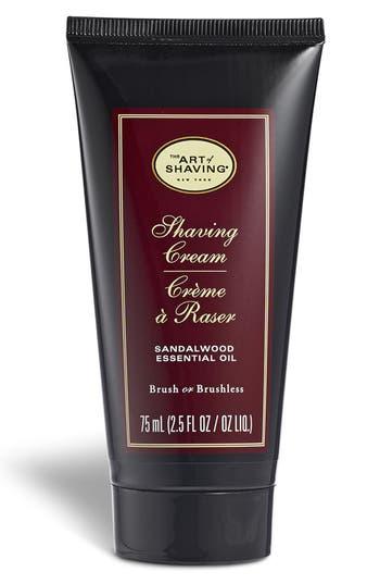 The Art of Shaving® Sandalwood Shaving Cream Tube