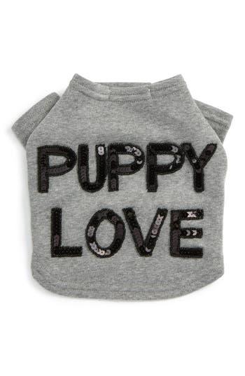 Bow & Drape Puppy Love Pet Sweatshirt