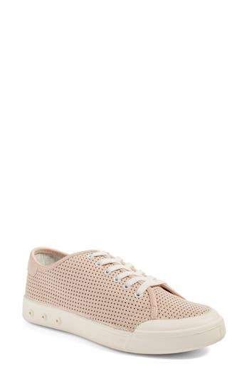rag & bone 'Standard Issue' Perforated Sneaker (Women)