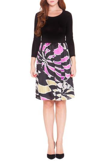 Olian'Claire' Maternity Dress