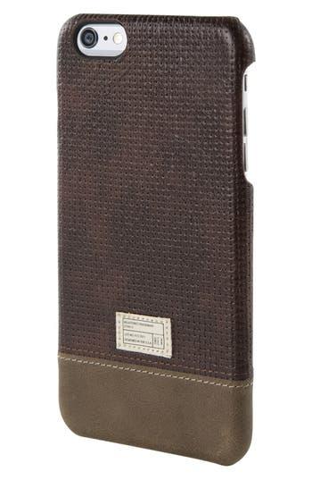HEX Focus Leather iPhone 6 Plus/6s Plus Case