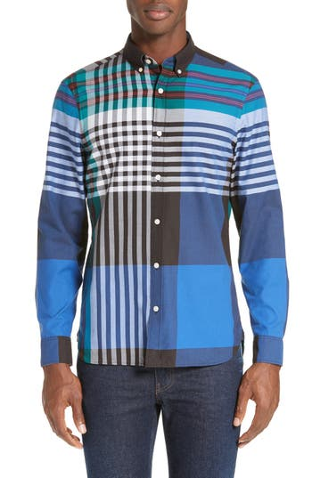 Burberry Brookhouse Slim Fit Sport Shirt