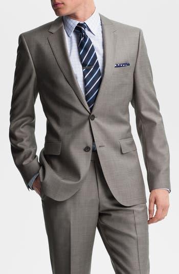 BOSS HUGO BOSS 'James/Sharp' Trim Fit Wool Suit
