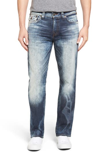 True Religion Brand Jeans Ricky Relaxed Fit Jeans (DPRM Cape Town) (Regular & Big)