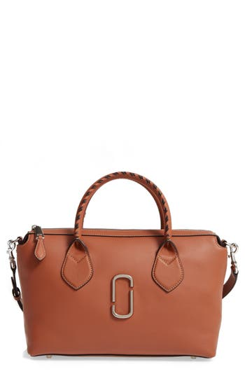 MARC JACOBS Medium Noho East West Leather Tote