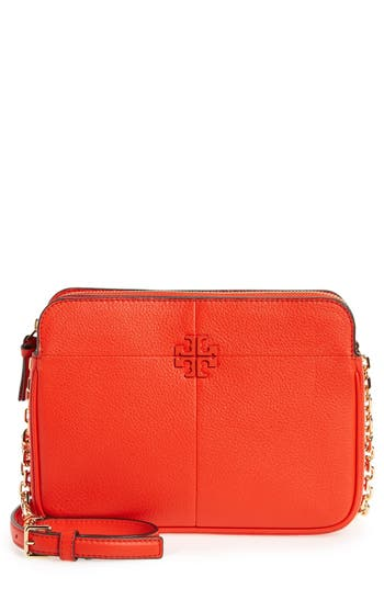 Tory Burch Ivy Leather Crossbody Bag