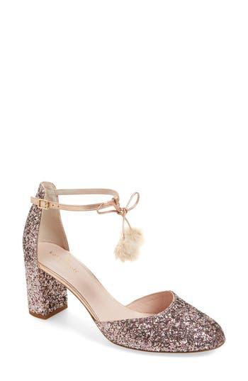kate spade new york abigail glitter pump (Women)