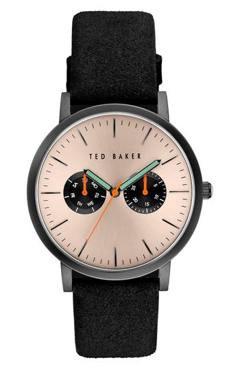 Ted Baker London Multifunction Watch, 40mm