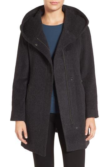 Cole Haan Hooded Coat