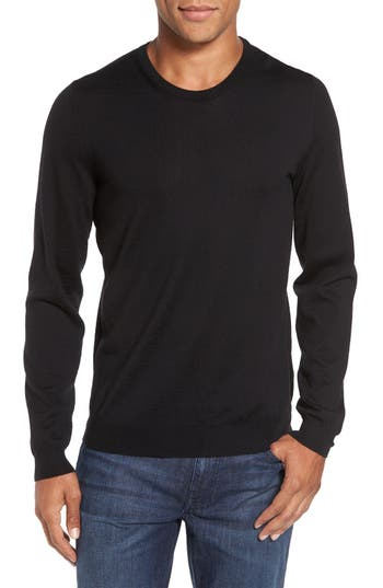 BOSS Leno B Crewneck Wool Sweater