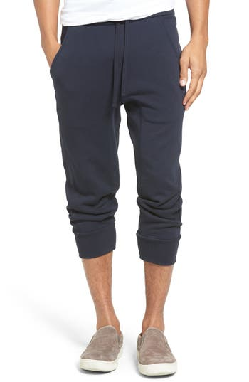 Vince Slim Fit Crop Sweatpants