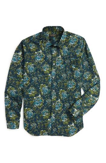 Burberry Seaford Trim Fit Sport Shirt