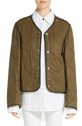 rag & bone Forest Quilted Jacket