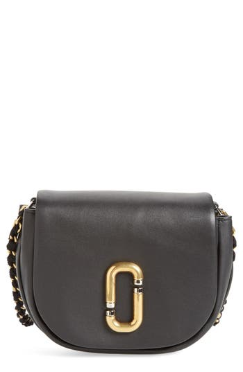 MARC JACOBS Kiki Leather Crossbody Bag