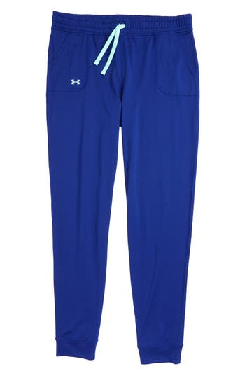 Under Armour Graphic Tech™ Jogger Pants (Big Girls)
