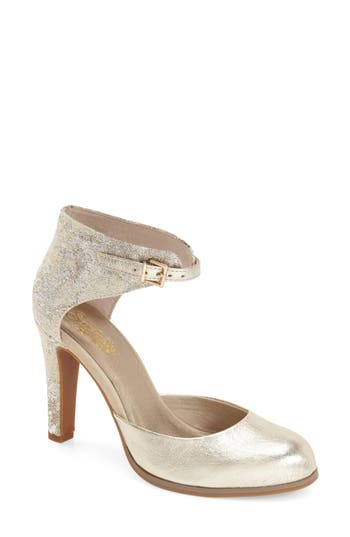 Seychelles 'Hopeful' Ankle Strap Pump (Women)