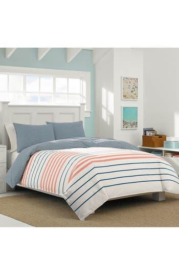 Nautica Staysail Cotton Duvet Cover & Sham Set