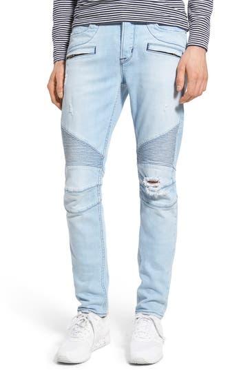Hudson Jeans 'Blinder' Skinny Fit Moto Jeans (Utilitaria)