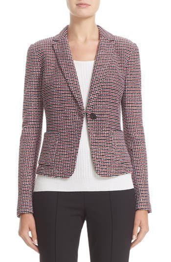 St. John Collection Martinique Tweed Knit Jacket