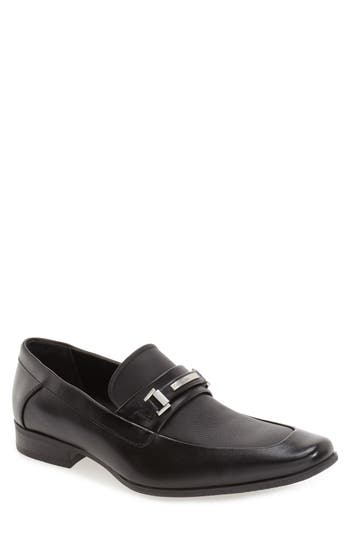 Calvin Klein 'Barker' Bit Loafer (Men)