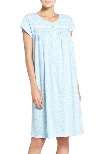 Eileen West Jersey Nightgown