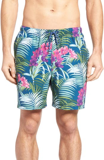 Tommy Bahama Naples - Orchid Oasis Swim Trunks