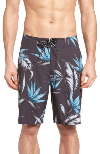 Quiksilver Waterman Collection Chorus Paradise Board Shorts