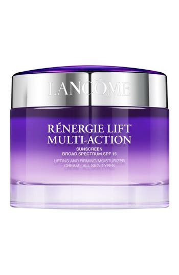 Lancôme Rénergie Lift Multi Action Moisturizer Cream SPF 15 for All Skin Types