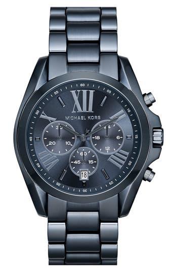 Michael Kors 'Bradshaw' Chronograph Bracelet Watch, 43mm