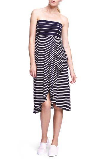 The Urban Ma Stripe Convertible Maternity Dress