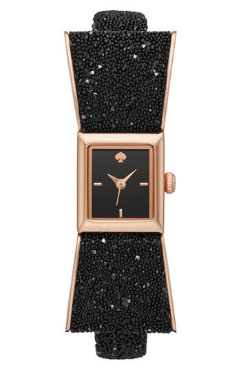 kate spade new york 'kenmare' bracelet watch, 15mm x 18mm