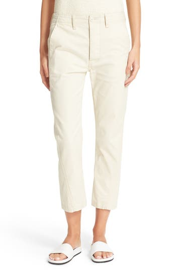 Vince Crop Carpenter Pants