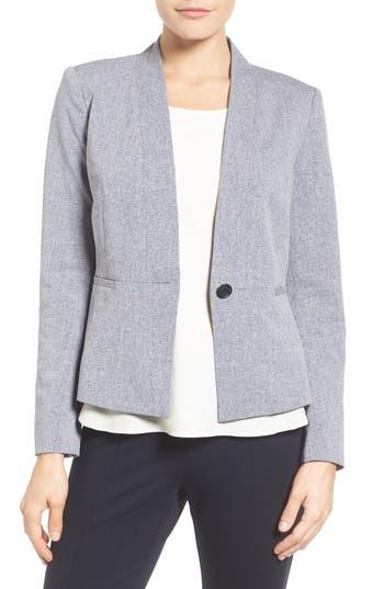 Halogen® Graphite Stretch Suit Jacket (Regular & Petite)