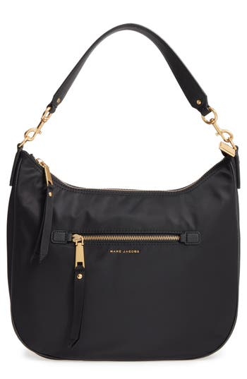 MARC JACOBS Trooper Nylon Hobo Bag
