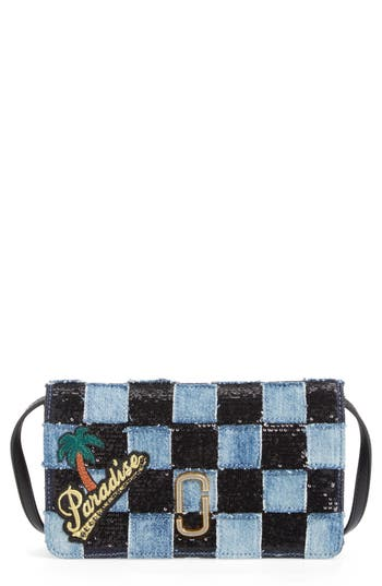 MARC JACOBS Paradise Crossbody Wallet