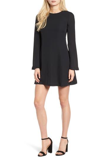 AG The Sarah Silk Crepe Dress