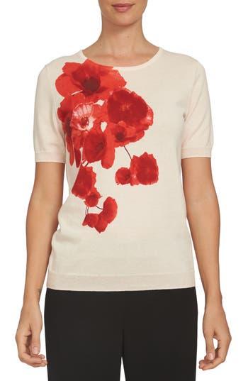 CeCe Graphic Pullover