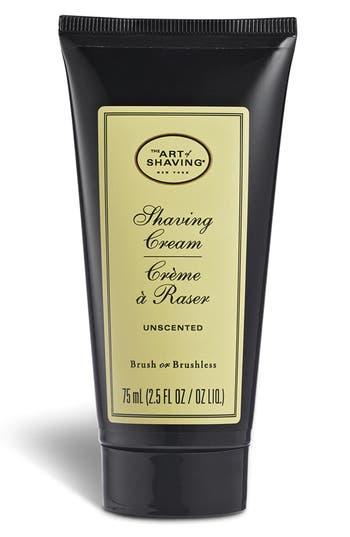 The Art of Shaving® Unscented Shaving Cream Tube