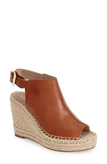 Kenneth Cole New York 'Olivia' Wedge Sandal (Women)