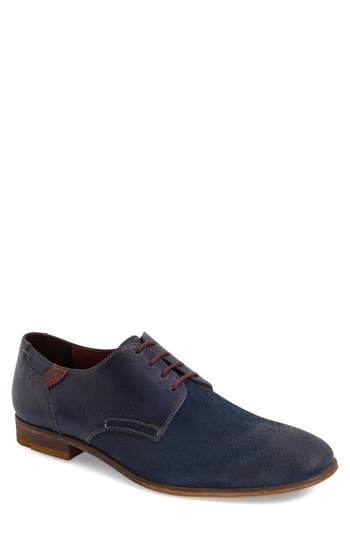 Lloyd 'Gardell' Plain Toe Derby (Men)