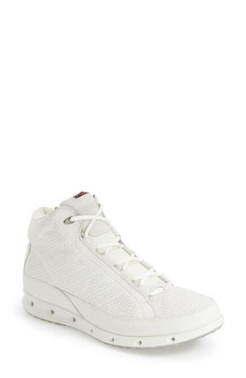 ECCO 'Cool GTX' High Top Sneaker (Women)