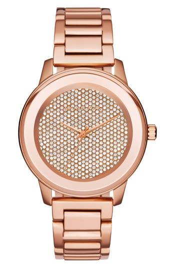 MICHAEL Michael Kors 'Kinley' Bracelet Watch, 41mm