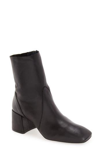 Topshop 'Max' Block Heel Bootie (Women)
