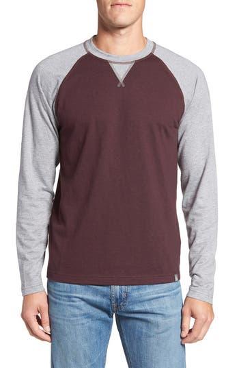 The North Face 'Copperwood' Raglan Crewneck Shirt