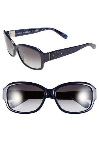 Bobbi Brown 'The Sandra' 57mm Sunglasses
