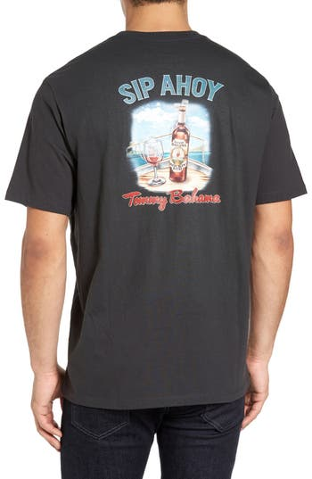 Tommy Bahama Sip Ahoy Graphic T-Shirt